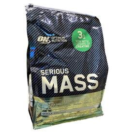 【送料無料】 オプティマムニュートリション シリアス マス チョコレート 5.44 kg【Optimum Nutrition】Serious Mass Chocolate 12 lbs