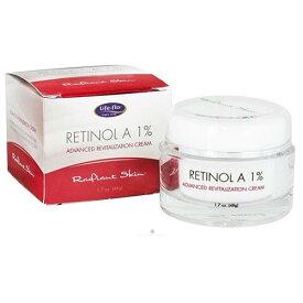 【送料無料】 ライフフロー レチノールA 1% クリーム 50 ml 【Life-flo】Retinol A 1% cream 1.7 oz