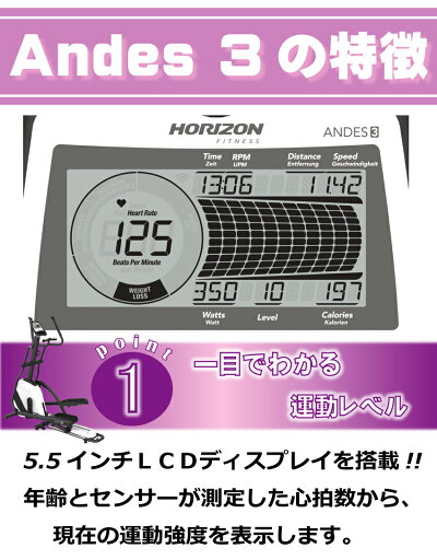 ANDES3アンデススリー