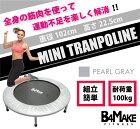B4MAKE(ビフォーメイク)ミニトランポリンメイン