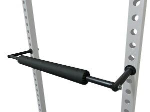 IROTEC(アイロテック)パワーラックHPM専用ニーパッドバー/バーベル パワーラック 筋トレ ダンベル トレーニング器具 トレーニングマシン 筋力トレーニング マシン 器具 自宅