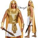コスプレ 衣装 DreamGirl ドリームガール DG 10654 ラムセス エジプト ファラオ 5点セット MEN'S 正規品 ツタンカーメン クレオパトラ…