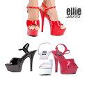 コスプレ 衣装 ELLIE SHOES エリーシューズ サンダル EL -601-JULIET 全3色展開 正規品 コスプレ衣装 仮装 大人用 コスチューム ハロウ…