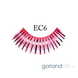 コスプレ 衣装 GARLAND ガーランド アイラッシュ GL-EC6 つけまつげ 正規品 コスプレ衣装 アイメイク ロング カール 一重 二重 奥二重 目元 ボリューム アクセ ゴージャス メイク 化粧 レディース