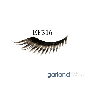 コスプレ 衣装 GARLAND ガーランド アイラッシュ GL-EF316 つけまつげ 正規品 コスプレ衣装 アイメイク ロング カール 一重 二重 奥二重 目元 ボリューム 切れ長 アクセ ゴージャス メイク 化粧 レ