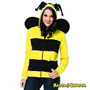 コスプレ 衣装 RASTA IMPOSTA ラスタインポスタ ジップアップフードRI-16021-SM BEE / ミツバチ / BG20 OF50 正規品 コスプレ衣装 仮装…