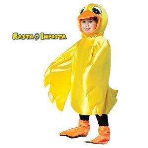 【子供 / キッズ】RASTA IMPOSTA ラスタインポスタ RI-6512-34 アヒル 3点セット KIDS ネット限定 正規品 ダック ひよこ イエロー 黄色 コスプレ コスチューム 衣装 衣裳 仮装 女の子 男の子 かわいい