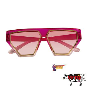 コスプレ 衣装 FORUM フォーラム 小物 サングラス F82207 80年代 ファッション ピンク 正規品 ファンキー バブリー めがね メガネ 眼鏡 コスチューム 衣裳 仮装 アクセ かわいい セクシー ダンス