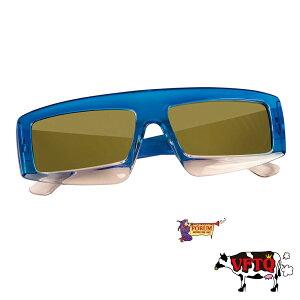 コスプレ 衣装 FORUM フォーラム 小物 サングラス F82208 80年代 ファッション ブルー 正規品 ファンキー バブリー めがね メガネ 眼鏡 コスチューム 衣裳 仮装 アクセ かわいい セクシー ダンス