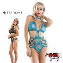 コスプレ 衣装 STARLINE スターライン SL-S6045 ランジェリー ボディスーツ 全2色展開 正規品 テディ コスチューム 衣裳 仮装 下着 ス…
