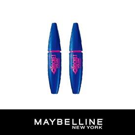 メイベリン ボリューム エクスプレス ロケット 01 ブラック 2本セット