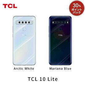 TCL - 10 Lite simフリースマートフォン おすすめ