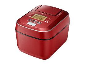日立 RZ-V100CM R 圧力スチームIH炊飯器 圧力&スチーム ふっくら御膳 【日本製】