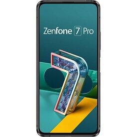 【DEALショップ感謝祭対象商品】ASUS ZenFone 7 pro simフリースマートフォン