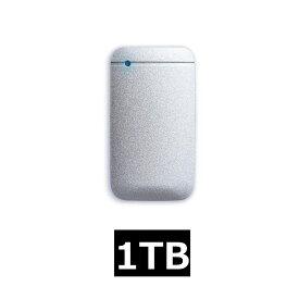 エレコム 外付け ポータブル SSD 1TB USB3.2(Gen1) TLC搭載 Type-C&Type-Aケーブル付属 データ復旧サービスLite付