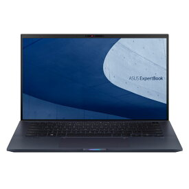 【お買い得】エイスース ASUS モバイルノート パソコン ExpertBook B9 B9450FA-BM0295R / 14型ワイド(FHD) / Windows 10 Pro 64ビット/intel Core i7/ メモリ:16GB / SDD:1TB / 軽量(約995g) / 大容量バッテリーモデル(約30時間)