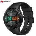 ファーウェイ Huawei Watch GT2e 46mm グラファイトブラック スマートウォッチ