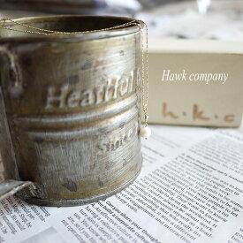 【まとめ買い最大15%OFFクーポン→6/28】 Hawk company h.t.c ホークカンパニー 5315 プラパール ネックレス hawk company ホークカンパニー ポイント消化