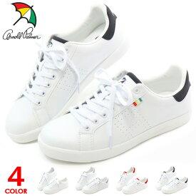 アーノルドパーマー レディース スニーカー ジュニア 白スニーカー 通学靴 ホワイト コートシューズ Arnold Palmer AL0702 AL0703