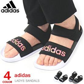 アディダス adidas レディース サンダル スポーツサンダル シャワーサンダル おしゃれ ADILETTE SANDAL