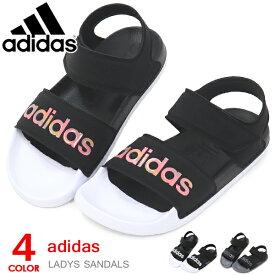 アディダス adidas サンダル レディース スポーツサンダル シャワーサンダル おしゃれ ADILETTE SANDAL