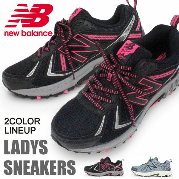 ニューバランス トレッキングシューズ レディース 登山靴 アウトドア スニーカー ウォーキングシューズ New Balance WT410
