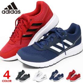 アディダス adidas ランニングシューズ メンズ スニーカー 靴 ウォーキングシューズ カジュアル DURAMOLITE 2.0 M