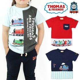 トーマス_半袖Tシャツ