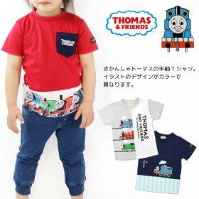 トーマス_半袖Tシャツ_写真
