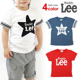 Lee Tシャツ 半袖 キッズ ベビー 半袖シャツ 子供服 男の子 女の子 Tシャツ ベビー服 341182112 341182109