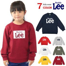 Buddy Lee トレーナー キッズ ベビー 男の子 女の子 子供服 スウェット フードなし おしゃれ 341186109 341188114