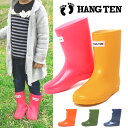 長靴 レインブーツ キッズ ベビー 男の子 女の子 レインシューズ かわいい おしゃれ 子供靴 日本製 HANG TEN 4828