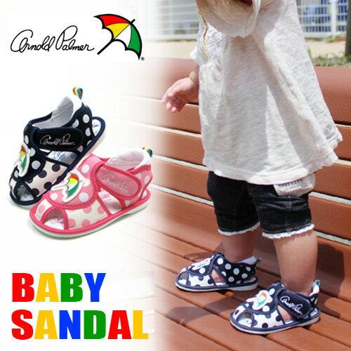 笛付きサンダル アーノルドパーマー キッズ サンダル ベビーサンダル 男の子 女の子 子供 靴 Arnold Palmer AP4108