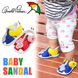 アーノルドパーマー ベビーサンダル キッズ ベビー サンダル 男の子 女の子 子供 靴 Arnold Palmer AP4112 AP4113 AP4181