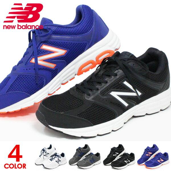 ニューバランス ランニングシューズ メンズ ウォーキングシューズ スニーカー 靴 おしゃれ New Balance M460