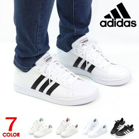 アディダス ジュニア スニーカー 子供靴 男の子 女の子 キッズシューズ コートシューズ レディース adidas ADVANCOURT GRANDCOURT K