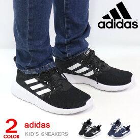 アディダス adidas キッズ ジュニアシューズ ランニングシューズ スニーカー スリッポン 男の子 女の子 子供 靴 LITE ADIRACER RBN K
