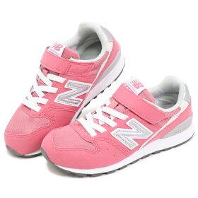 ニューバランス_YV996-ピンク
