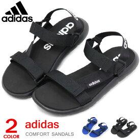 アディダス adidas サンダル レディース メンズ スポーツサンダル コンフォートサンダル おしゃれ CF SANDAL