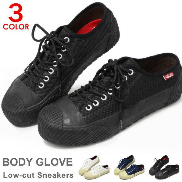 ローカット スニーカー メンズ 防水 撥水 防滑 靴 カジュアルシューズ アウトドア BODY GLOVE BG-802