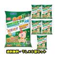 【4632】アース猫砂楽園森の香ダブル(7L)×6