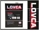 送料無料 LOVCA オイル RACING 10W-60 4L レーシングオイル オイル エンジンオイル オートクリエイション ラブカ