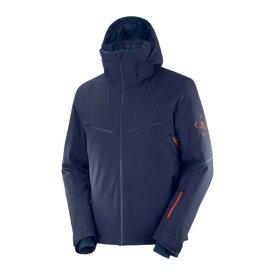 【3月5日24h限定!エントリーでP10倍〜】サロモン(SALOMON) スキーウェア メンズ スキージャケット BRILLIANT LC1399100 (メンズ)
