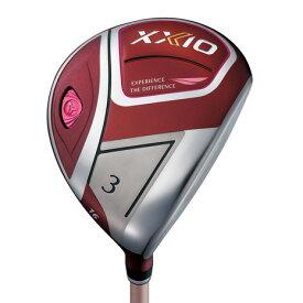 ゼクシオ(XXIO) ゴルフクラブ レディース ゼクシオ11 ボルドーカラー フェアウェイウッド (3W ロフト16度) MP1100L 日本正規品 (レディース)