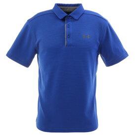 【3月5日24h限定!エントリーでP10倍〜】アンダーアーマー(UNDER ARMOUR) ゴルフ ポロシャツ メンズ テックポロシャツ 1290140 RYL/GPH/GPH GO (メンズ)