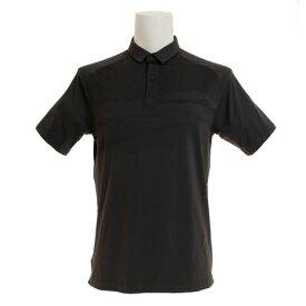 アンダーアーマー(UNDER ARMOUR) ゴルフウェア メンズ アイソチル エアリフトポロ 1327035 JGY/BLK GO (Men's)