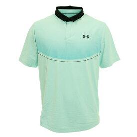 アンダーアーマー(UNDER ARMOUR) ゴルフ ポロシャツ メンズ アイソチル グラフィック ポロシャツ 1350980 AFL/RAT/BLK GO (Men's)