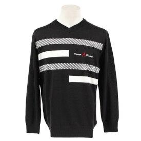 ゲージデザイン(Gauge Design) ゴルフウェア メンズ セーター 091-18910-019 (Men's)