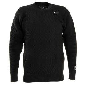 オークリー(OAKLEY) ゴルフ ウエア メンズ SKULL SINUOU セーター 461793JP-02E (Men's)