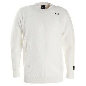 オークリー(OAKLEY) ゴルフ ウエア メンズ SKULL SINUOU セーター 461793JP-100 (Men's)